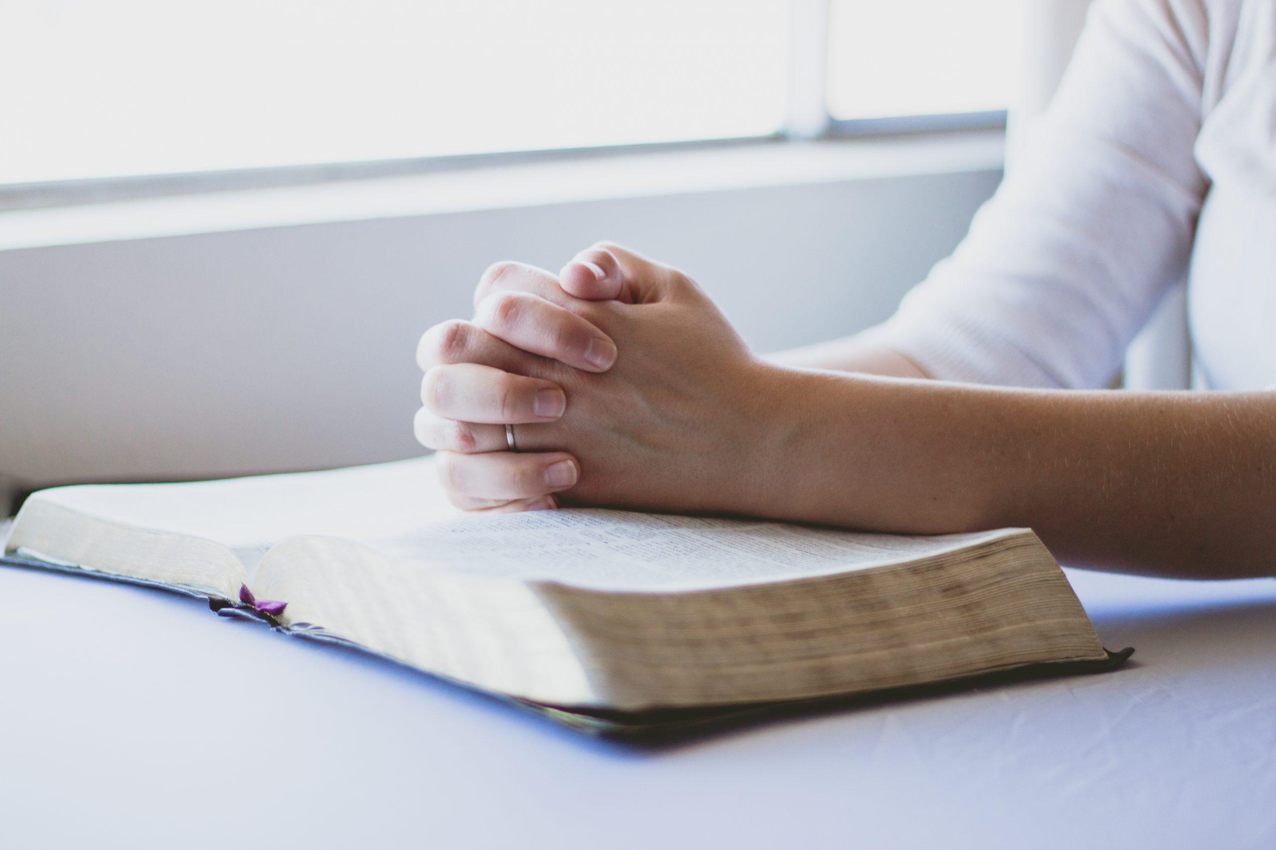 Возрастая в любви к Господу, заповедь первая
